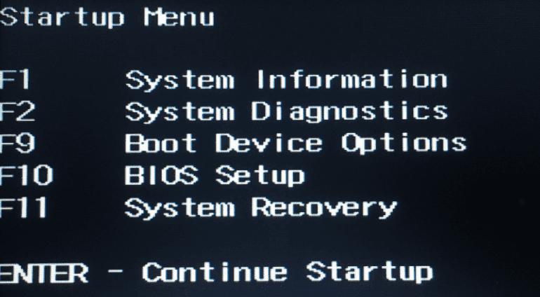 Как запустить BIOS / UEFI в Windows 10