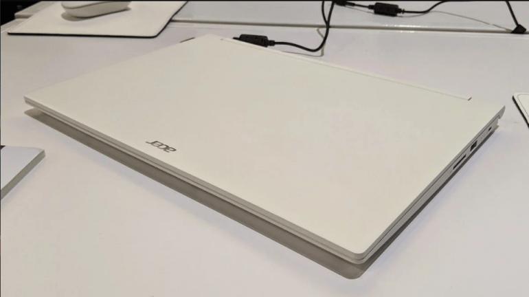 Новые ноутбуки Acer конкурируют за Apple?