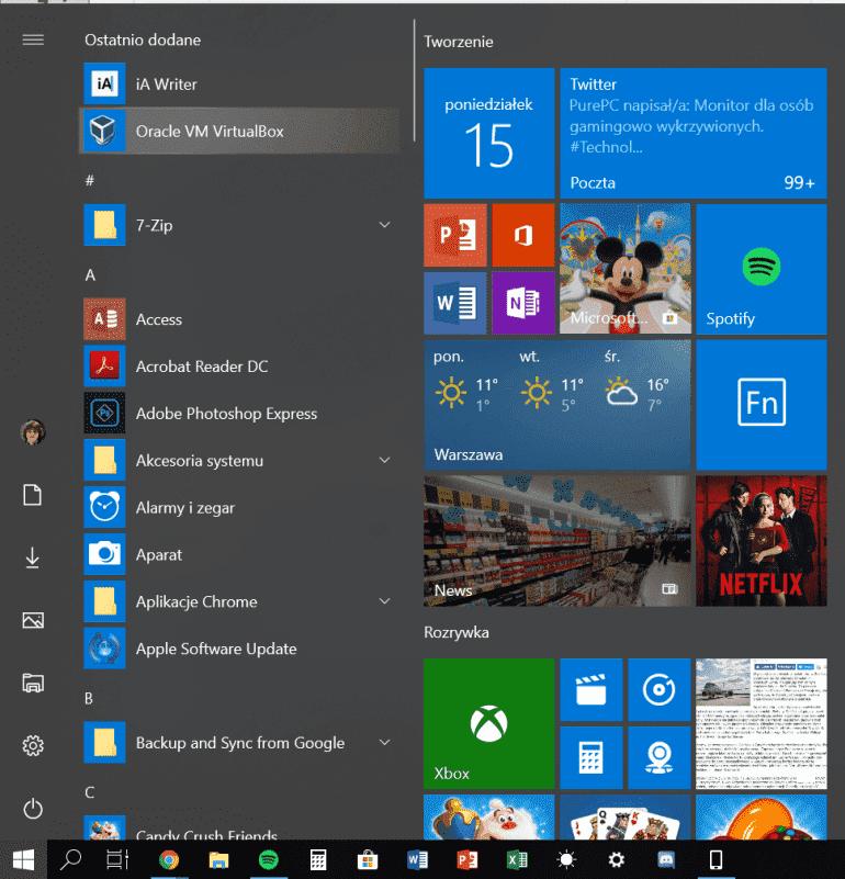 Windows 10 против MacOS Мохаве