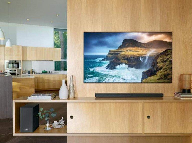 Samsung представляет карты - полный ассортимент телевизоров на 2019 год
