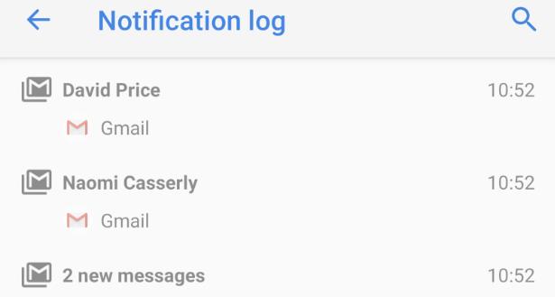 Как просмотреть историю уведомлений на Android?