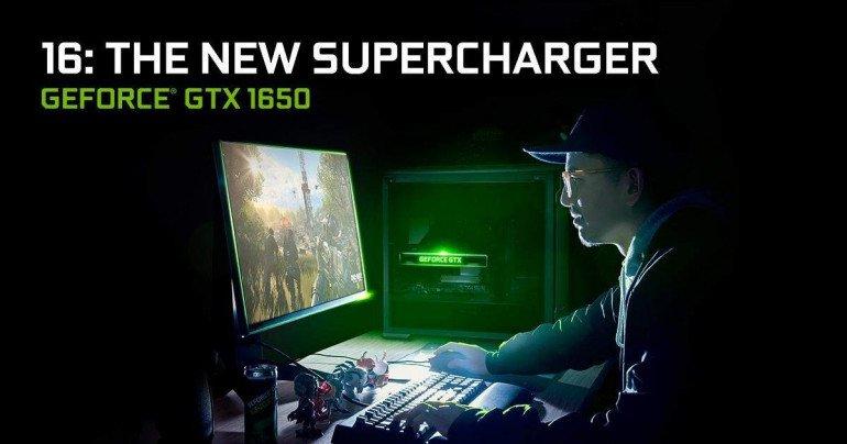 Недорогая видеокарта для игроков - Nvidia GeForce GTX 1650