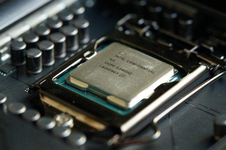 Intel представляет 18 новых процессоров Intel Core 9-го поколения