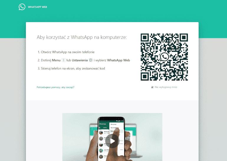 Как вы используете WhatsApp Web на планшете, ПК или ноутбуке?