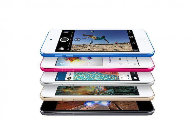Новый iPod touch - дата выпуска, цена, технические характеристики