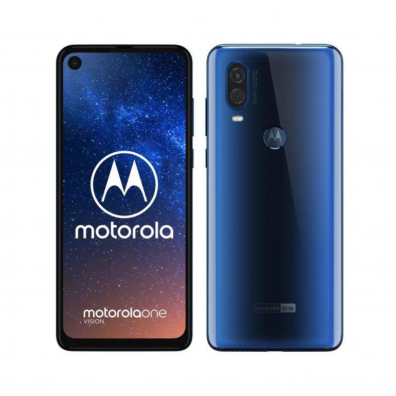 Motorola one vision - новый смартфон на рынке