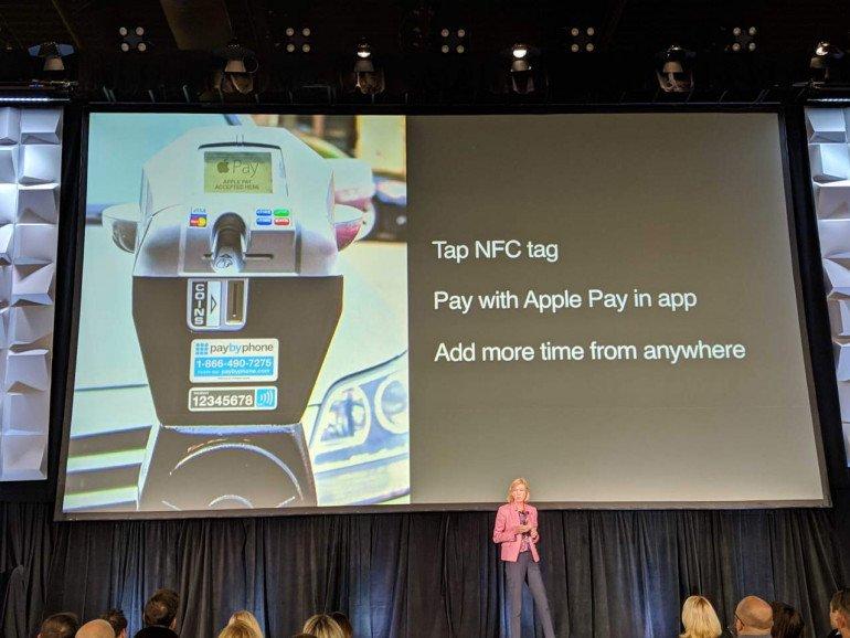 Apple расширит функционал NFC и Apple Pay