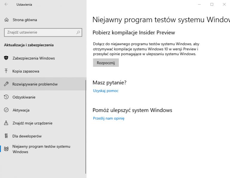 Новая сборка Windows 10 упрощает диспетчер задач