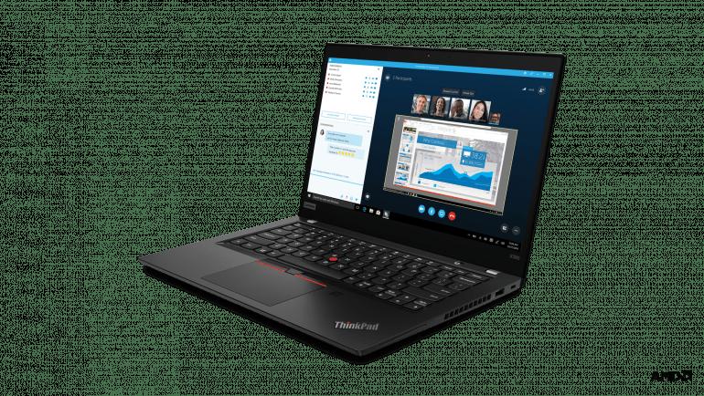 Новые ноутбуки ThinkPad T495, T495s и X395