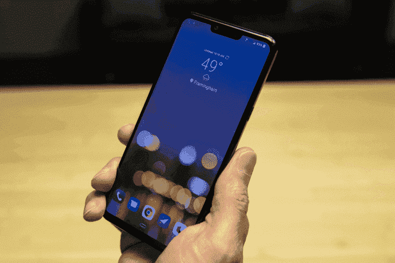 Тест LG G8 ThinQ - флагман, который вы не купите в магазине