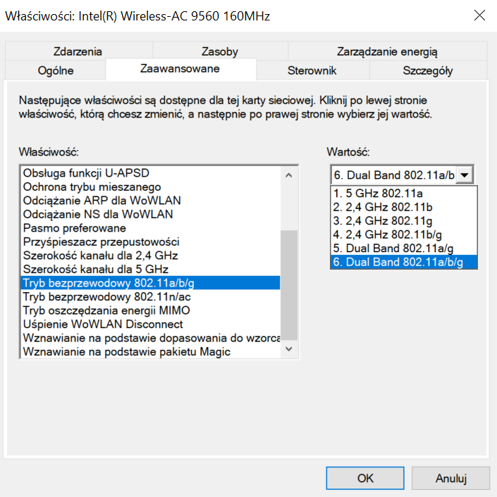 Как активировать 5 ГГц Wi-Fi на вашем компьютере
