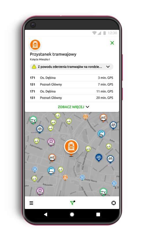 take & drive - приложение, сочетающее в себе общественный транспорт и общественный транспорт