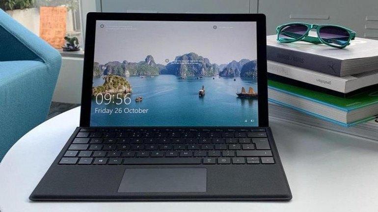 Новый Microsoft Surface Pro 7 наконец-то с USB-C