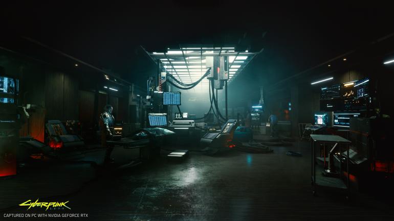 CD PROJEKT RED и NVIDIA будут внедрять трассировку лучей в Cyberpunk 2077