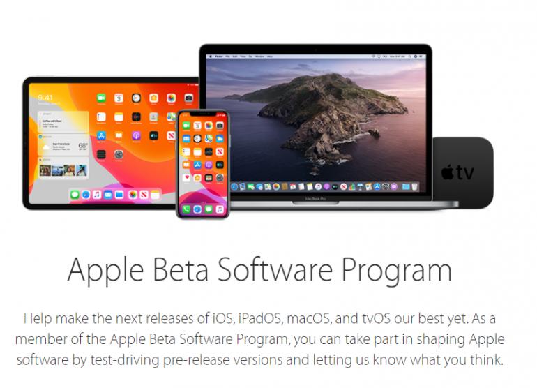 MacOS 10.15 Доступна публичная бета-версия Catalina.  Проверьте, как установить