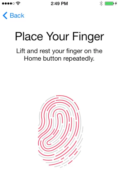 Как восстановить поврежденный Touch ID в iPhone и iPad