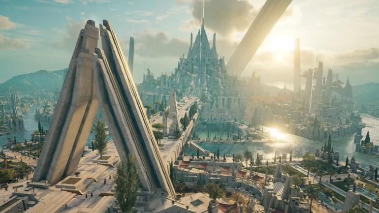 Assassins Creed: Odyssey - последняя версия DLC будет представлена в июле