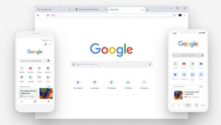 Google Chrome получит кнопку Play / Pause в интерфейсе