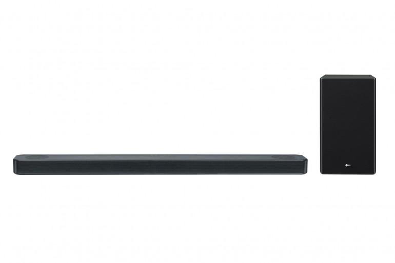LG SL8YG - премиум тест звуковой панели с поддержкой Google Assistant