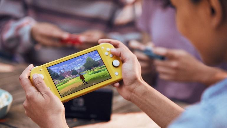 Сборник Nintendo Switch Lite - все, что мы знаем о новой консоли
