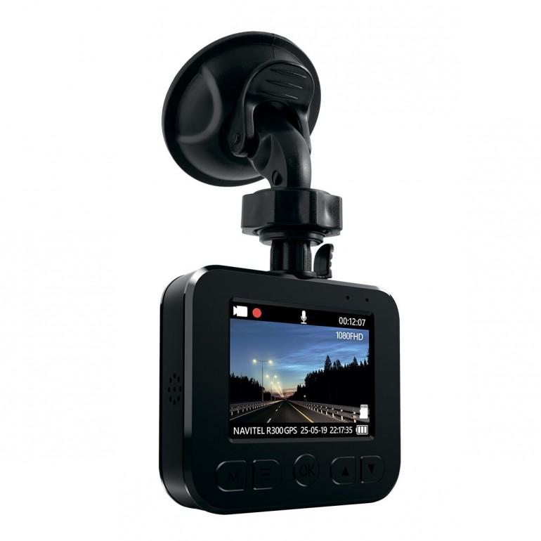 NAVITEL R300 GPS - камера со встроенным модулем GPS и камерами контроля скорости