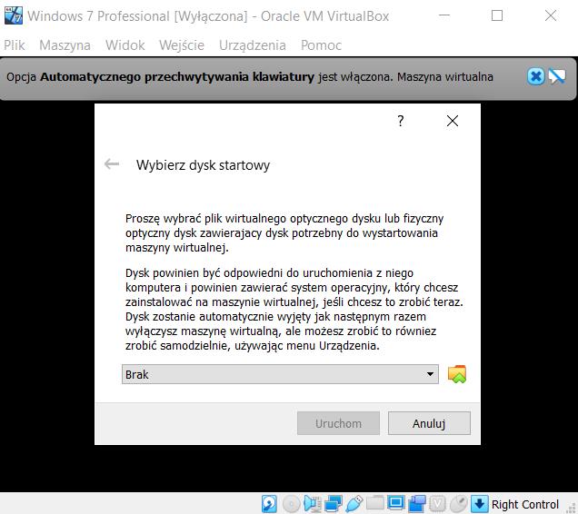 Как установить виртуальную машину в Windows 10