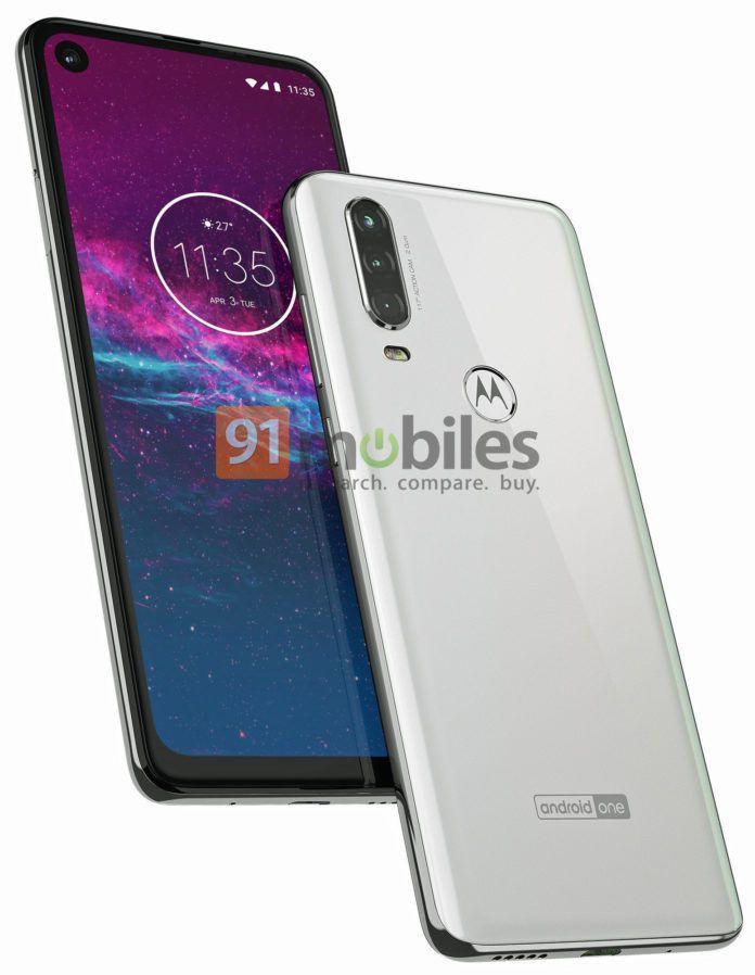 Motorola One Action - утечка раскрывает все детали