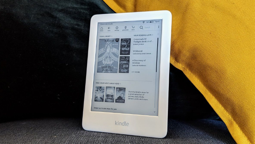 Лучшие читатели Kindle 2019