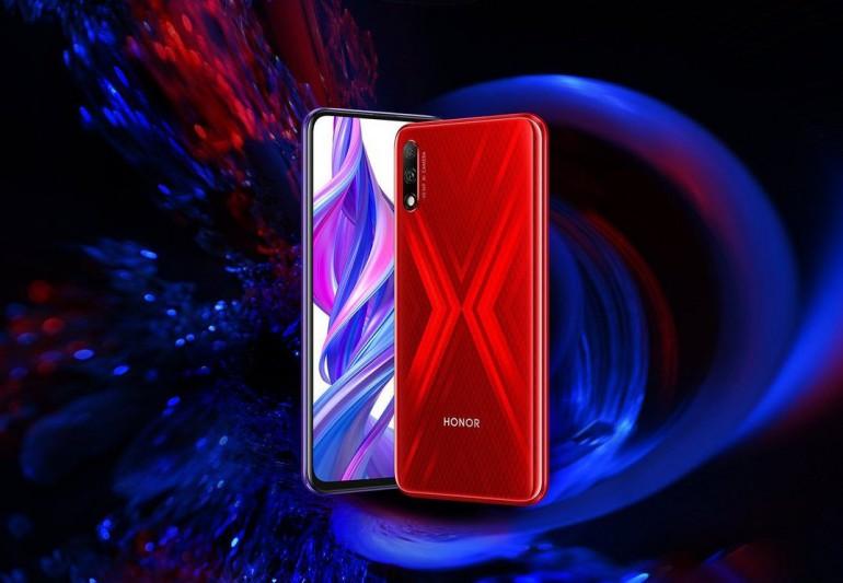 Премьера смартфонов Honor 9X и 9X Pro - великолепный дизайн, процессор Kirin 810, выдвижной модуль камеры