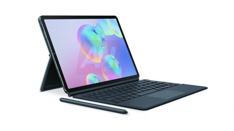 Samsung Galaxy Tab S6 - немного iPad, немного Microsoft Surface.  Премьера скоро