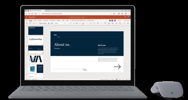 Microsoft проводит ребрендинг Office - без «Онлайн»