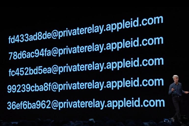 Apple ориентируется на безопасность и конфиденциальность своих пользователей