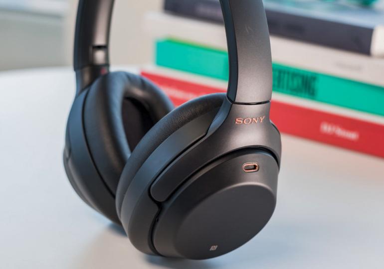 Sony WH-1000XM3 - тест флагманских наушников с шумоподавлением