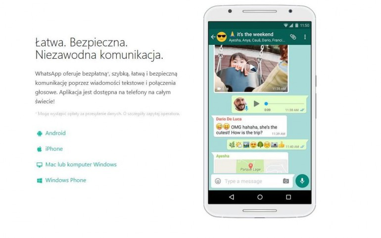 Бесплатный интернет от WhatsApp - внимание, афера!