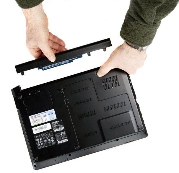У вашего ноутбука проблема с аккумулятором?  Проверьте что делать