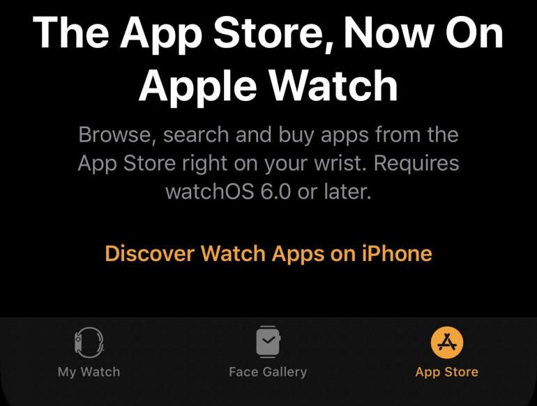watchOS 6 - Как удалить предустановленные приложения из Apple Watch