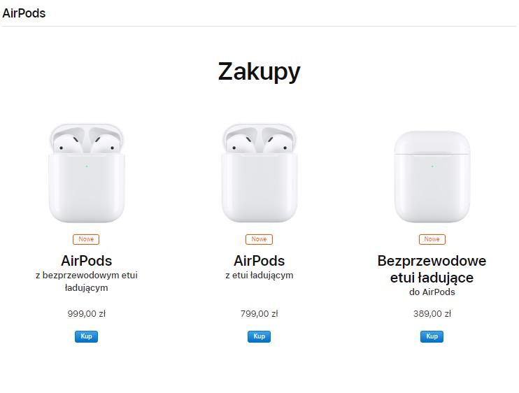Наушники Apple StudioPods - дата выхода, цена, технические характеристики