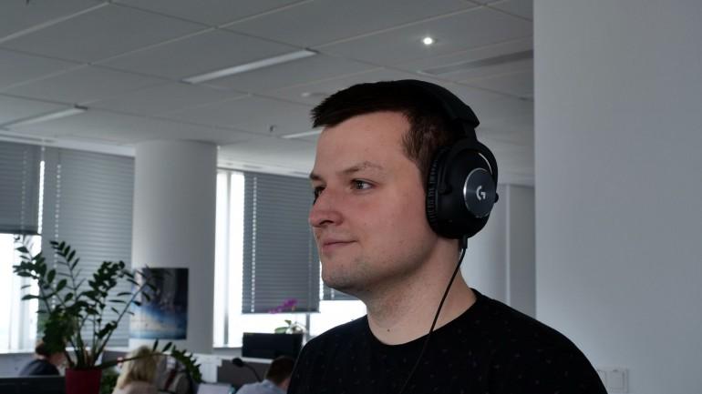 Игровая гарнитура Logitech G PRO X - тест гарнитуры