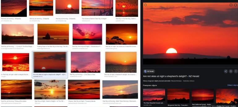 Google внес изменения в поиск изображений