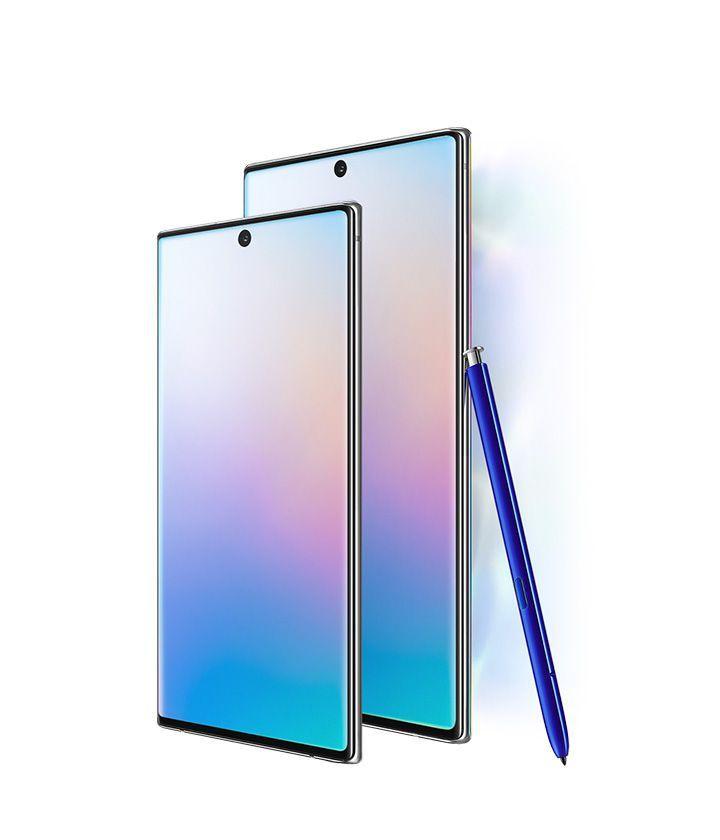 Samsung Galaxy Note 10 против Note 10+ - сравнение последних смартфонов из Кореи