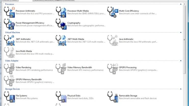 Лучшие инструменты диагностики ПК