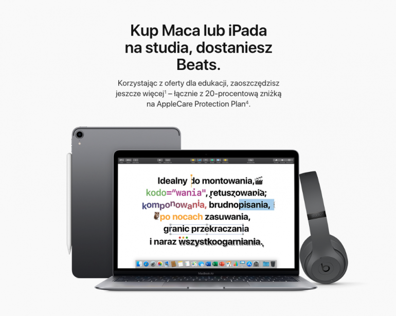 Лучший Mac для студента 2019