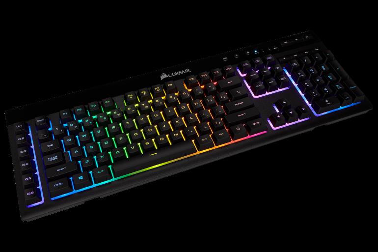 CORSAIR K57 RGB Беспроводная беспроводная клавиатура с улучшенной светодиодной технологией