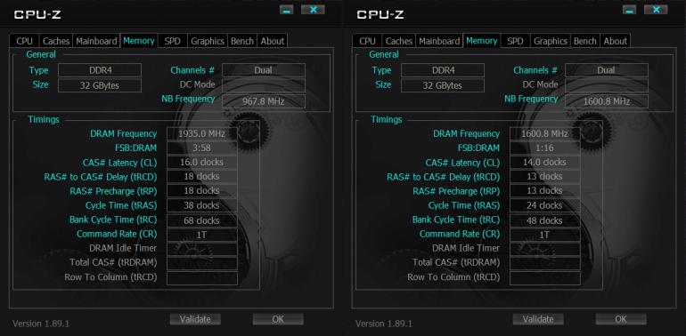 PATRIOT DDR4 VIPER STEEL - тест памяти на кости Samsung B-DIE