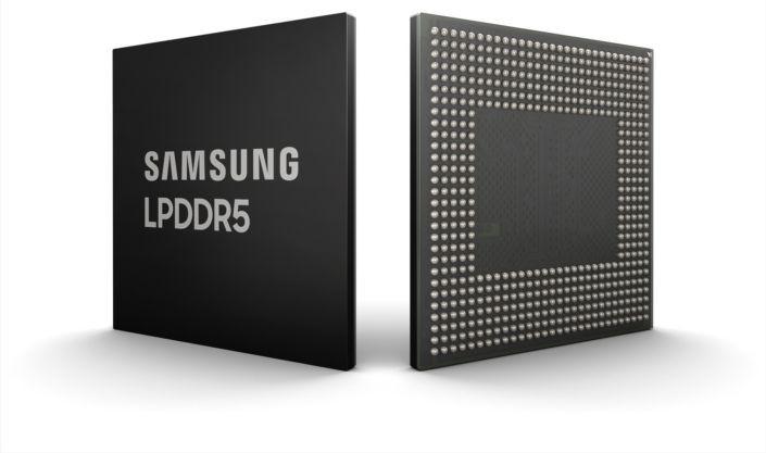 Samsung Galaxy S11 с быстрой оперативной памятью LPDDR5