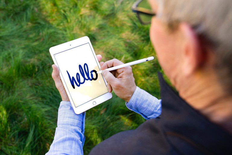 iPhone и Apple Pencil - отличное сочетание