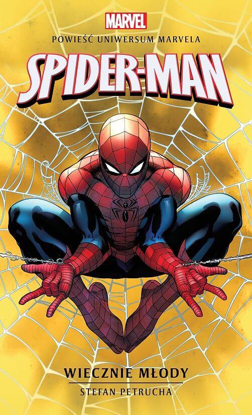 Человек-паук навсегда молодая книга скоро в книжных магазинах
