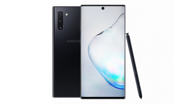 Samsung Galaxy Note 10 Plus 5G против S10 5G