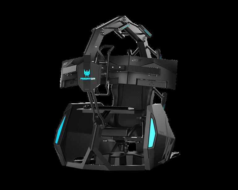 Хищник Triton 300, Predator Triton 500 с дисплеем 300 Гц и Predator Thronos Air