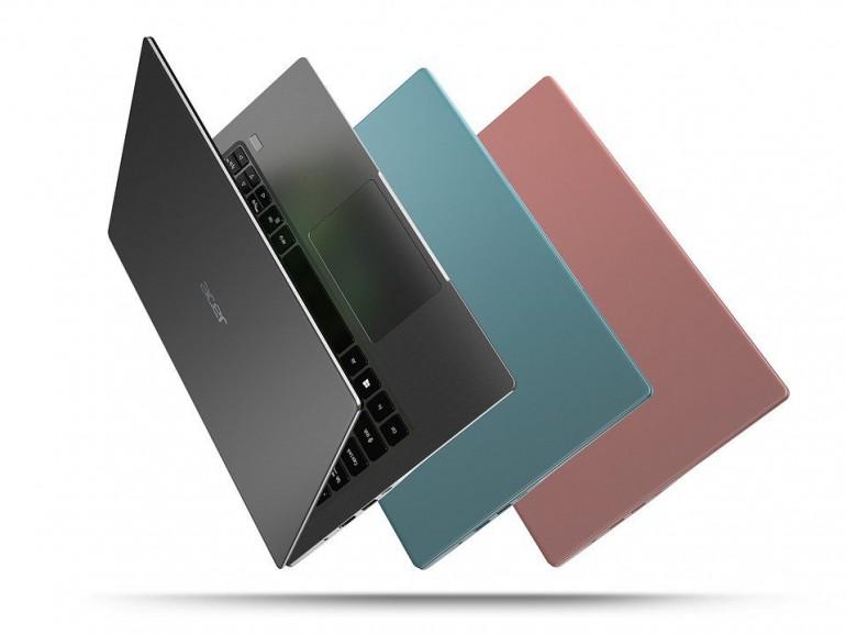 Acer Swift 5 с выделенной видеокартой.